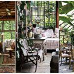 """26 ไอเดีย """"ห้องกระจกสไตล์วินเทจ"""" สร้างพื้นที่แห่งมนต์เสน่ห์และสร้างแรงบันดาลใจให้แก่บ้าน"""