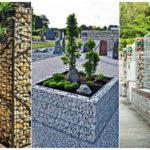 28 ไอเดีย กำแพงตะแกรงหินกาเบี้ยน สร้างเอกลักษณ์และความสวยเด่นให้กำแพงบ้าน