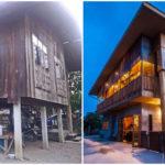 """รื้อบ้านไม้เก่าแล้วสร้างใหม่ให้เป็น """"บ้านโมเดิร์นกึ่งไม้กึ่งปูน"""" ดีไซน์ทันสมัย แต่ไม่ทิ้งกลิ่นอายดั้งเดิม"""