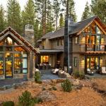 บ้านไม้สไตล์คันทรี คอทเทจ ความงดงาม และอบอุ่นท่ามกลางหมู่มวลพฤกษา