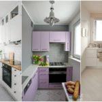 """40 ไอเดีย """"ห้องครัวขนาดเล็ก"""" เหมาะสำหรับบ้านหลังน้อย และทาวน์โฮมพื้นที่จำกัด"""