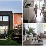 บ้านสไตล์โมเดิร์นดีไซน์รูปทรงสูง หน้าแคบเพียง 3.3 เมตร สุดยอดไอเดียการออกแบบบ้านพื้นที่แคบให้ครบทุกฟังก์ชั่นการใช้งาน