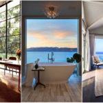 """25 ไอเดีย """"หน้าต่างกระจกใส"""" ดีไซน์พื้นที่รับวิวทิวทัศน์ที่สวยงามจากนอกบ้าน"""