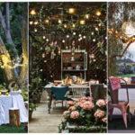 25 ไอเดีย 'โต๊ะทานอาหารนอกบ้าน' ออกแบบและตกแต่งพื้นที่กิจกรรมกลางแจ้งสำหรับครอบครัว