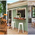 """25 ไอเดีย """"บาร์นอกบ้าน"""" ออกแบบพื้นที่กินดื่ม ในบรรยากาศกลางแจ้ง พร้อมวิวในมุมมอง 360 องศา"""