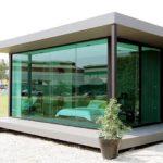 บ้านน็อคดาวน์ Premium เอนกประสงค์ พื้นที่ใช้สอย 28 ตารางเมตร ภายในโปร่งโล่งด้วยความสูงถึง 3 เมตร