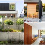 บ้านสองชั้นสไตล์โมเดิร์นทรงกล่อง เน้นความโปร่งโล่ง เชื่อมโยงพื้นที่ภายนอกและภายในอย่างลงตัว