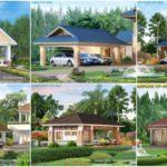รวม 9 แบบอาคารที่จอดรถสำเร็จรูป ไอเดียเพื่อการออกแบบพื้นที่จอดรถให้เหมาะกับบ้านและงบประมาณ