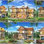 24 แบบบ้านสองชั้นสไตล์ไทยประยุกต์ หลากหลายไอเดียเพื่อคนรักบ้านกลิ่นอายไทย