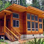 แบบบ้านตากอากาศสไตล์รัสติค ดีไซน์ไม้สวยงาม ลงตัวไปกับธรรมชาติ