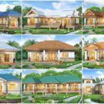 45 แบบบ้านไทยประยุกต์ชั้นเดียว สไตล์บ้านยอดนิยมสำหรับคนไทย หลากหลายรูปแบบให้คุณเลือก