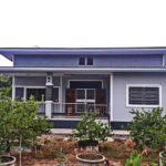 บ้านยกพื้นสไตล์โมเดิร์น 3 ห้องนอน 1 ห้องน้ำ พร้อมพื้นที่ใช้ชีวิตหลังวัยเกษียณ