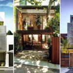 """27 ฟาซาดบ้านสไตล์ """"โมเดิร์นทรอปิคอล"""" เปิดช่องผนังรับลมและแสง พร้อมเติมธรรมชาติให้กับพื้นที่อยู่อาศัย"""