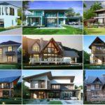 รวม 10 แบบบ้านสไตล์ทรอปิคอล โดดเด่นทุกดีไซน์ พร้อมพื้นที่พักผ่อนสำหรับครอบครัวแสนสุข