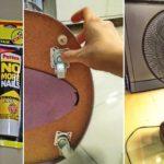 DIY ติดล้อพัดลมตั้งพื้น เคลื่อนย้ายง่าย ไม่ต้องยกให้เปลืองแรง