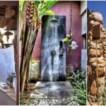 """25 ไอเดีย """"ห้องอาบน้ำกลางแจ้ง"""" การออกแบบและตกแต่งเพื่อคนรักธรรมชาติ"""