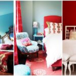 25 ไอเดีย ตกแต่งห้องนอนในโทนสีแดง สร้างเสน่ห์ และบรรยากาศที่น่าหลงใหล