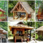 """รวม 35 ไอเดีย """"แบบบ้านไม้ไผ่"""" บ้านพักตากอากาศสุดเรียบง่าย ให้บรรยากาศใกล้ชิดกับธรรมชาติ"""