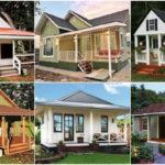 """40 ไอเดีย """"บ้านสไตล์คอทเทจ"""" พื้นที่พักผ่อนสุดอบอุ่น พร้อมมุมรับลมนอกชานบ้าน"""