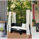 44 ไอเดีย ม้านั่งในสวนแบบ DIY ออกแบบพื้นที่่รมรื่นในบ้านเพื่อการพักผ่อน
