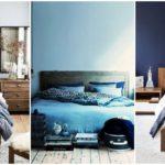 """25 ไอเดีย ตกแต่งห้องนอนในธีม """"สีน้ำเงิน"""" ผ่อนคลายในทุกนาทีแห่งการพักผ่อน"""