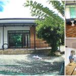 สร้างบ้านชั้นเดียวขนาด 94 ตารางเมตร ด้วยงบประมาณ 660,000 บาท (จังหวัดเชียงใหม่)
