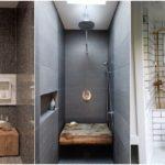 """70 ไอเดีย """"ห้องน้ำฝักบัว"""" พื้นที่แคบแต่สะดวกทุกการใช้งาน อิ่มเอมไปกับความสดชื่นได้อย่างไม่จำกัด"""