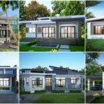 10 แบบบ้านชั้นเดียวสไตล์โมเดิร์น โดดเด่นทุกดีไซน์ ครบครันทุกพื้นที่ใช้สอย ตอบโจทย์ไลฟ์สไตล์คนรุ่นใหม่
