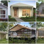 """รวม 30 """"แบบบ้าน 2 ห้องนอน"""" ไอเดียบ้านขนาดเล็ก สำหรับครอบครัวเริ่มต้น กับงบประมาณสุดประหยัด"""