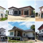 รวม 30 สุดยอดผลงานสร้างบ้าน ดีไซน์สวยงามทันสมัย ออกแบบโดยสถาปนิกจากเชียงใหม่