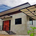 บ้านปูนเปลือยดิบเท่ 2 ห้องนอน 2 ห้องน้ำ พร้อมโรงจอดรถ ในงบก่อสร้าง 600,000 บาท