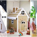 20 ไอเดีย DIY บ้านของเล่นจากกล่องกระดาษ สร้างสรรค์จินตนาการให้ลูกตัวน้อย