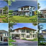 รวม 10 แบบบ้านสองชั้นสไตล์คอนเทมโพรารี ไอเดียบ้านสวยทันสมัย ออกแบบเพื่อครอบครัวขนาดใหญ่