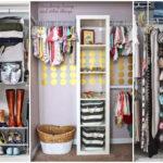 """50 ไอเดีย """"จัดตู้เสื้อผ้า"""" เปลี่ยนพื้นที่รกๆ ให้ดูเป็นระเบียบ หยิบของใช้ง่ายไม่ต้องหา"""