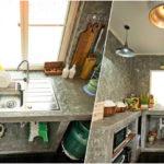 """รีวิว DIY """"ก่อสร้างครัวปูนลอฟท์"""" แค่เพียงไม่กี่ขั้นตอนง่ายๆ แต่ได้ความสวยงามอย่างไม่น่าเชื่อ"""