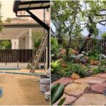 """""""จัดสวนหน้าบ้าน"""" เพิ่มพื้นที่สีเขียวรอบบ้าน พร้อมบรรยากาศพักผ่อนสุดร่มรื่น บนพื้นที่ 40 ตารางเมตร"""