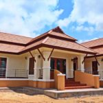 บ้านสไตล์ล้านนาร่วมสมัย ดีไซน์สวยงามแบบไทย 3 ห้องนอน 3 ห้องน้ำ (ก่อสร้างที่จังหวัดเชียงใหม่)
