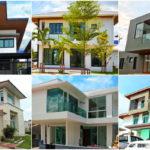 18 แบบบ้านไทยโมเดิร์นร่วมสมัย กับการออกแบบองค์ประกอบเพื่อประโยชน์ใช้สอยที่สมดุล