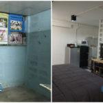 รีโนเวทห้องพักครูเก่า(สุดโหด) ให้เป็นห้องใหม่สุดเท่ เปลี่ยนไปจนแทบจำไม่ได้