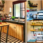 """รีวิว """"แต่งห้องครัวขนาด 3×3 เมตร"""" กะทัดรัดแต่เรียบง่ายน่าใช้งาน พร้อมเฟอร์นิเจอร์ไม้ดีไซน์สุดชิค"""
