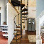 """25 ไอเดีย """"บันไดบ้านประหยัดพื้นที่"""" เป็นได้ทั้งที่เก็บของหรือมุมเอนกประสงค์ เหมาะกับบ้านพื้นที่น้อย"""