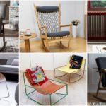 """25 ไอเดีย """"เก้าอี้โยก"""" สร้างสรรค์บรรยากาศสุดชิลให้กับมุมโปรดของคุณ"""