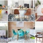 """40 ไอเดีย """"ชุดโต๊ะอาหารสไตล์โมเดิร์น"""" เรียบง่าย ทันสมัย สร้างมุมทานอาหารสุดโปรดให้กับบ้านของคุณ"""