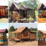 """27 ไอเดีย """"บ้านไม้ไผ่"""" บ้านพักอาศัยเคล้ากลิ่นอายธรรมชาติ ในราคาสุดประหยัด"""