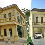 """รีวิว """"ปลูกบ้านสไตล์ยุโรป"""" ดีไซน์แบบบ้านโคโลเนียล สวยงามคลาสสิค ใช้ระยะเวลาก่อสร้าง 1 ปี"""