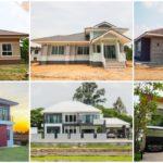 รวม 8 บ้านสวยสไตล์โมเดิร์น – ร่วมสมัย โดยสุดยอดทีมสร้างบ้าน สร้างสรรค์ผลงานระดับสากล