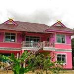 บ้านทรงไทยประยุกต์ พร้อมใต้ถุนโปร่งโล่ง ขนาด 3 ห้องนอน 3 ห้องน้ำ งบประมาณ 1.8 ล้านบาท