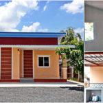 บ้านทรงเหลี่ยมโมเดิร์น 3 ห้องนอน 2 ห้องน้ำ พร้อมครัวไทยหลังบ้าน (ก่อสร้างที่จังหวัดอุบลราชธานี)