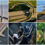 """26 ภาพ """"สะพานที่สวยที่สุดในโลก"""" สุดยอดสถาปัตยกรรม สร้างสรรค์โดยฝีมือมนุษย์"""