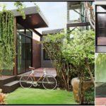 บ้านโครงสร้างเหล็กสไตล์โมเดิร์น มิติใหม่ของการสร้างบ้านที่สร้างง่ายและรวดเร็ว